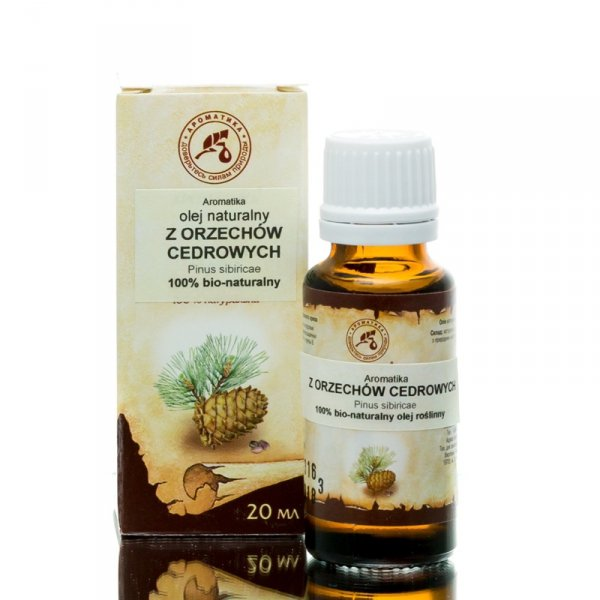 Pine Nut Oil, 100% Pure & Natural