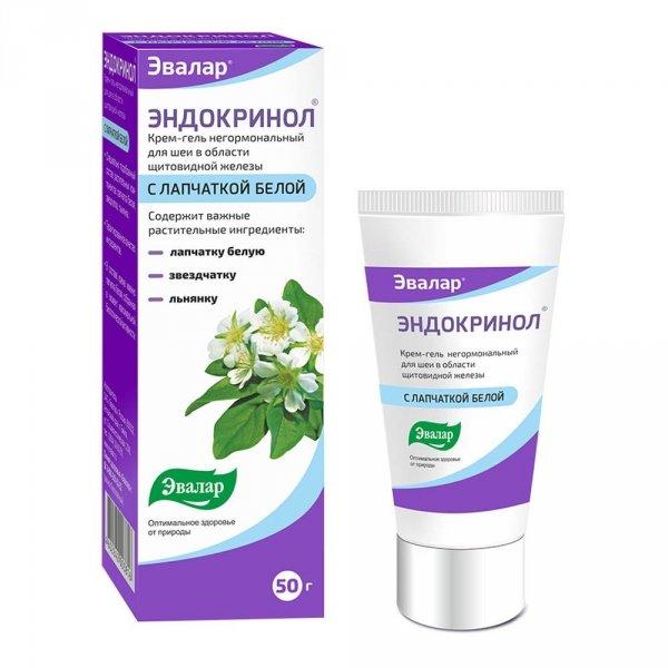 Endokrynol, Endocrinol, Krem Żel 50 g