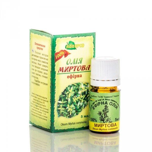 Olejek Mirtowy (Mirt), 5 ml 100 % Naturalny