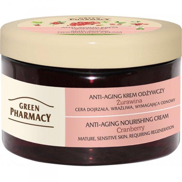 Anti-aging Krem Odżywczy Żurawina, Green Pharmacy