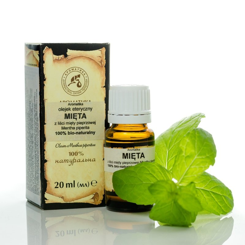 Peppermint 100% Pure Essential Oil, Aromatika