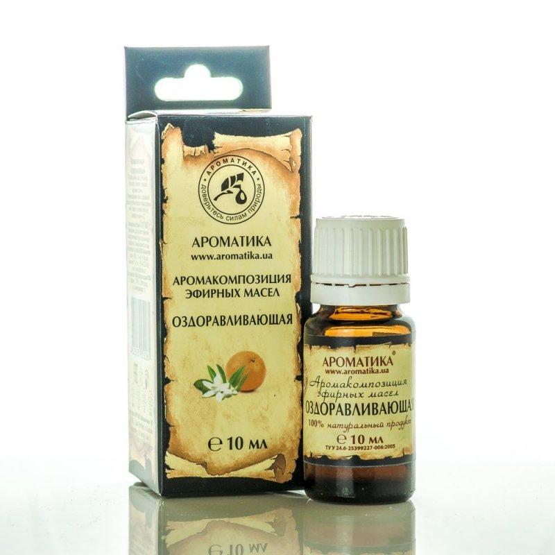 Healing Essential Oil Blend, 10 ml Aromatika