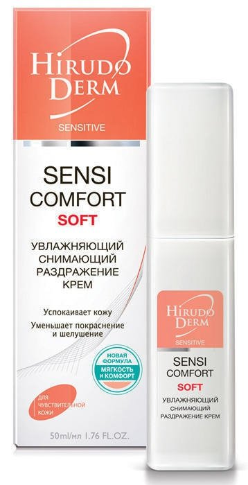 Hirudo Derm Sensitive SENSI-COMFORT Face Cream