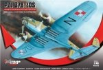 Mirage 481302 1/48 PZL-37B Los bomber