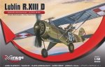 Mirage 485001 1/48 LUBLIN R.XIII D (Liaison plan / army-cooperation version)
