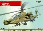 Mirage 72052 1/72 AH-64A Apache IFOR-Bośnia śmigłowiec szturmowy