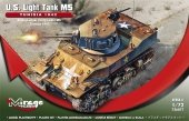 Mirage 726077 1/72 U.S. Light Tank M5 'TUNISIA 1942'