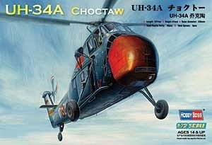 Hobby Boss WY87215 1/72 American UH-34A /Choctaw/