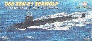 Hobby Boss WG87003 1/700 USS Seawolf