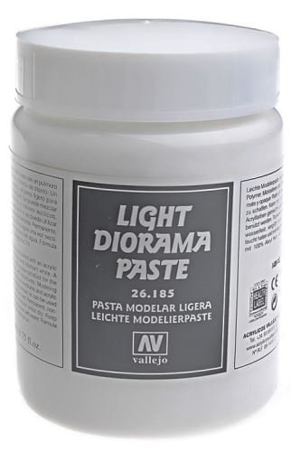 Vallejo 26185 | 200 ml | Light Diorama Paste