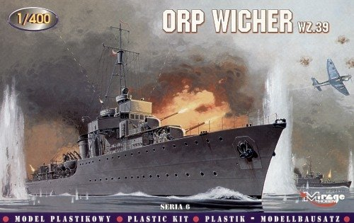 Mirage 400605 1/400 ORP WICHER wz. 39