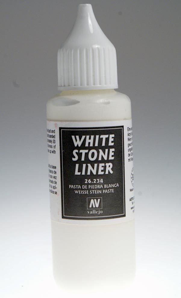 Vallejo 26234 | 35 ml | White Stone Liner