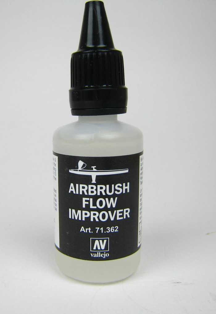 Vallejo 71362 | 32 ml | Airbrush Flow Improver