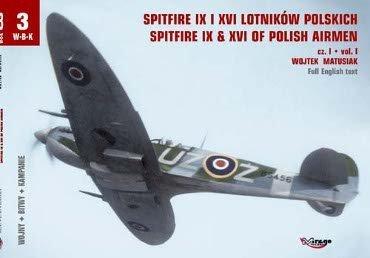 Mirage WBK03 Spitfire IX I XVI Lotników Polskich