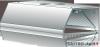 Okap wyciągowy przyścienny DM-S 3601 1000x700x400