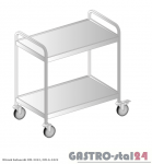 Wózek kelnerski DM-S 3422 szerokość: 685 mm  (1185x685x870)
