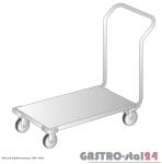 Wózek platformowy DM 3401 szerokość: 640 mm  (830x640x870)