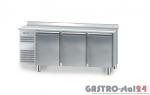 Stół chłodniczy piekarniczy bez płyty wierzchniej DM 94007 2050x800x810