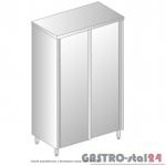 Szafa przelotowa z drzwiami suwanymi DM 3333.02 szerokość: 500 mm, wysokość: 1800 mm  (800x500x1800)