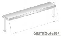 Nadstawka z oświetleniem diodowym DM 94580 D-E 1325x460x470