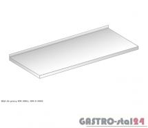 Blat do pracy DM 3001 szerokość: 600 mm  (600x600)