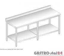 Stół do pracy z półką DM 3104 szerokość: 700 mm (2000x700x850)