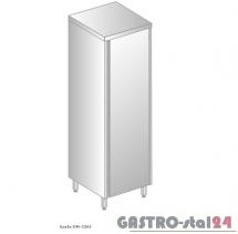 Szafa drzwi uchylne DM 3301.01 szerokość: 600 mm, wysokość: 1800 mm  (400x600x1800)