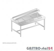 Stół do oczkowania DM 3251 szerokość: 800 mm (2200x800x850)