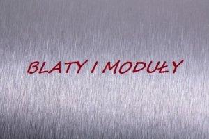 Blaty i moduły