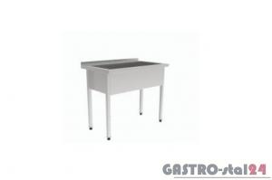 Stół z basenem GT 3235 800x600x850mm, komora:300mm