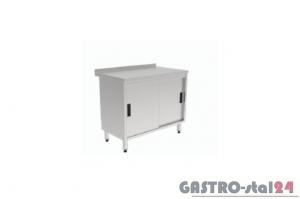 Stół z szafką z drzwiami suwanymi GT 3118 1000x600x850mm