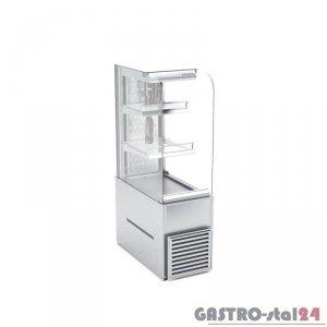 Witryna chłodnicza na napoje - otwarta od strony klienta