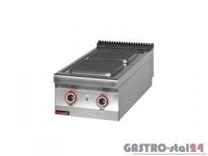 Kuchnia elektryczna 2-płyty 900.KE-2, 450x900x280
