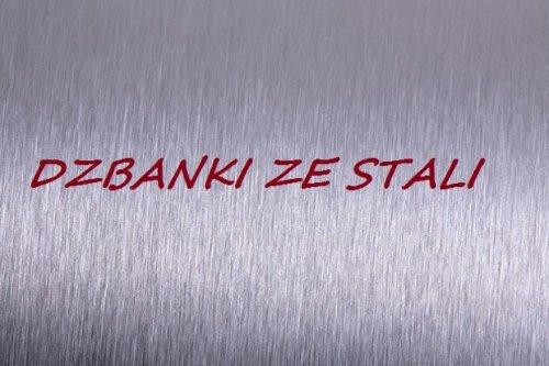 Dzbanki ze stali
