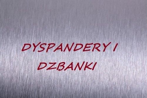 Dyspensery / Dzbanki