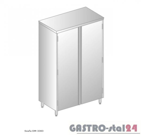 Szafa magazynowa DM 3303.01 szerokość: 600 mm, wysokość: 1800 mm  (800x600x1800)
