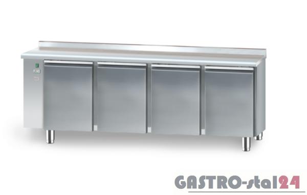 Stół chłodniczy bez agregatu z płytą wierzchnią nierdzewną DM 90004 2125x700x850