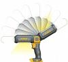 Lampa przegubowa DeWALT Dcl050  LED 18V XR