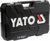 Zestaw kluczy nasadowych Yato 216 cz. YT-38841