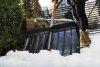 Łopata do śniegu Fiskars SnowXpert nr kat. 1003469