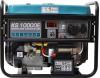 Agregat prądotwórczy benzyna-E K&S KS10000E  230 V / 12 V 1-fazowy 8 kW