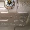 Agregat prądotwórczy KS7000EATS z AVR 5,5kW 230V Germany