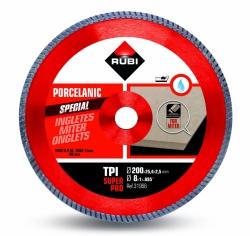 Tarcza diamentowa Rubi TPI 200 SUPERPRO 31966