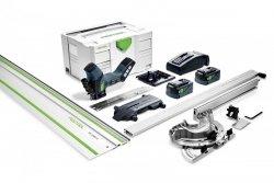 Akumulatorowa pilarka do materiałów izolacyjnych Festool ISC 240 Li 5,2 EBI-Set-FS 575592