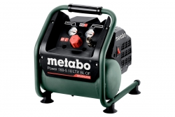 Sprężarka akumulatorowa Metabo Power 160-5 18 LTX BL OF (601521850)