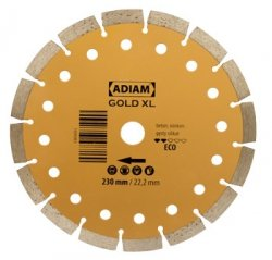 Tarcza diamentowa do betonu Adiam Gold XL 350mm 109085