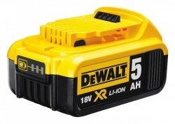 Akumulator DeWALT DCB184 XR Li-Ion 18 V 5,0 Ah