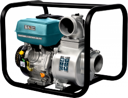 Pompa spalinowa do wody K&S  KS 100 9KM 1350l/min