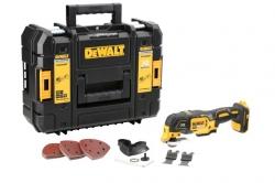 Wielofunkcyjne narzędzie oscylacyjne Multi-Tool DeWALT DCS355NT 18 V