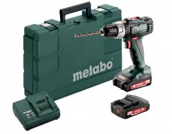 Wkrętarka akumulatorowa Metabo BS 18 L 602321500